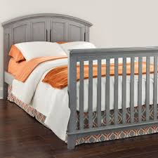 Full Size Bed Rails For Convertible Crib by Westwood Jonesport Collection Full Size Bed Rails In Cloud