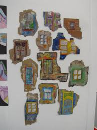 year 9 urban decay project based on the work of artist ian murphy