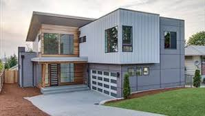 modern home blueprints modern house plans