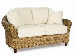 Lloyd Flanders Bay Breeze Lloyd Wicker Sofas A Wicker Sofa Selection For Your Patio Furniture