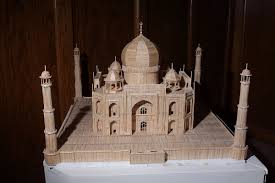 simply creative toothpick city by stan munro
