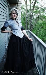 Size Halloween Costumes 5x Size Steampunk Victorian Skirt Crinkle Taffeta U2013 Pirate