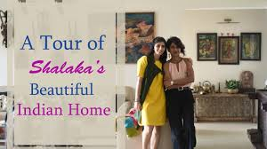 an indian home tour inside shalaka s beautiful indian home youtube