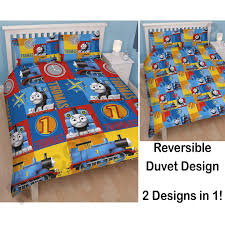 Thomas Single Duvet Cover Thomas The Tank Engine Bedroom U0026 Bedding Accessories Ebay