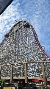Six Flags Giant 255 Best Roller Coasters U0026 Parks Images On Pinterest Roller