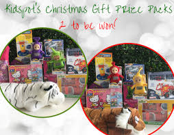 christmas gift prize pack competitions kidspot