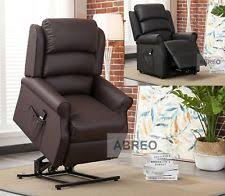 Mobility Armchairs Electric Reclining Armchair Ebay