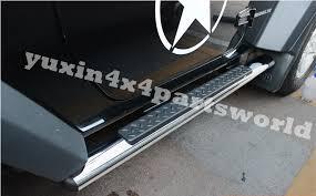 mopar side steps for jeep wrangler unlimited chrome tubular side steps bumper running boards 2 door mopar oem