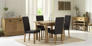 provence 4 6 draw leaf extension dining table