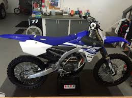 factory motocross bikes for sale 2015 yamaha yzf250 race bike for sale for sale bazaar