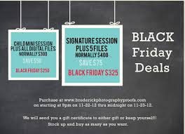 what will be the best deals on black friday 2012 children broderick photography chicago photographer