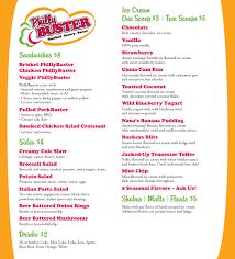 osuwmc food truck menus