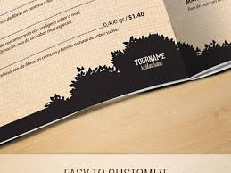 8 free menu template psd menu template allea design psd free