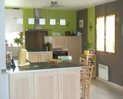 deco cuisine mur deco cuisine bois clair free couleur mur calais with ikea tabouret