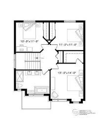 modern open floor house plans house plan w3722 ci detail from drummondhouseplans