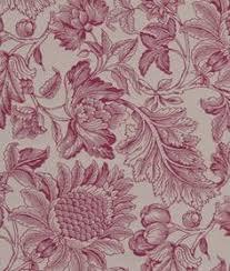 Robert Allen Drapery Fabric Etruscan Floral Smoke Drapery Fabric By Robert Allen Drapery