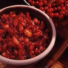 winning cranberry chutney recipe taste of home
