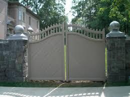 nice black iron fence paint color 4 home decor