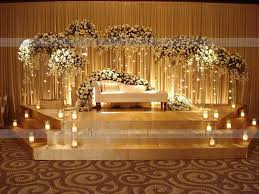 Beautiful Wedding Stage Decoration 465