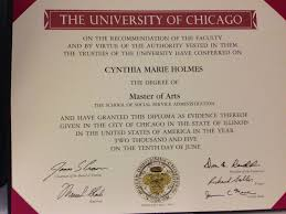cynthia holmes clinical social work therapist chicago il 60603