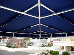 Awnings South Jersey Wedge Canopy