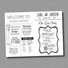 personalized wedding programs best wedding program fans products on wanelo
