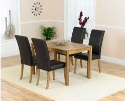 Dining Tables With 4 Chairs Best 25 Solid Oak Dining Table Ideas On Pinterest Solid Oak