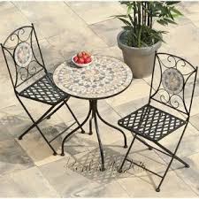 patio table with removable tiles garden dining sets you ll love buy online wayfair co uk