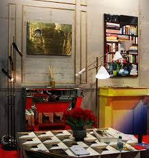 Architectural Digest Home Design Show Made by Sinatra Vintage Floor Lamp Delightfull