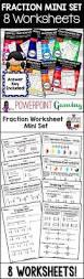 best 25 ordering fractions ideas on pinterest fractions
