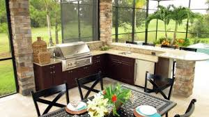 Prefab Kitchen Islands Awesome Small Outdoor Kitchen Ideas Outdoor Living Pinterest Grill