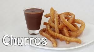 churros hervé cuisine recette classique de churros espagnols facile et rapide