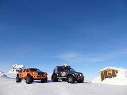 arctic maserati off road enthusiasts u0027 dreams come true with arctic trucks
