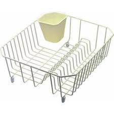Closetmaid Dish Drainer Stainless Steel In Sink Dish Drainer Dish Drainers Sinks And Steel