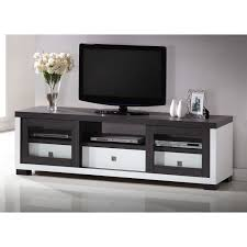 White Tv Cabinet With Doors 20 Best Collection Of White Tv Cabinets