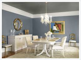 sophisticated color schemes for gallery with dining room paint