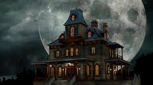 halloween house flags family seeks live in nanny for their haunted house abc7chicago com