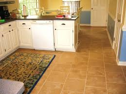 diy kitchen floor ideas kitchen floor ideas with oak cabinets wonderful flooring for you