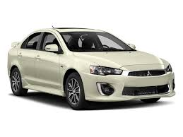 mitsubishi lancer 2017 mitsubishi lancer price trims options specs photos