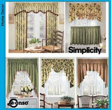 Nursery Valance Curtains Free Valance Curtain Patterns Curtain Patterns For Sewing