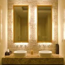 Lighted Mirror Bathroom Wall Mirror Led Bathroom For Modern Concept Deco Light Lighted