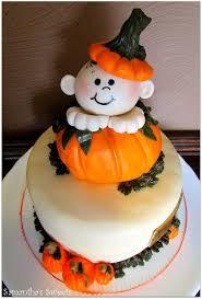 pumpkin cake decoration ideas 58 best baby shower cakes images on pinterest baby shower cakes