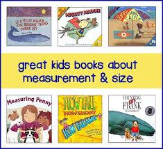 best children u0027s books for measurement lesson plans