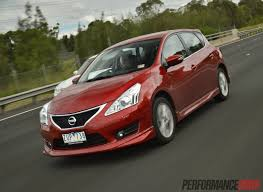 nissan pulsar 2014 nissan pulsar sss review video performancedrive