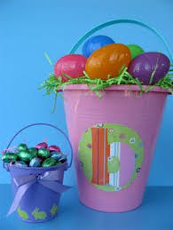 easter pails easter pail backdoor catch all 14 includes