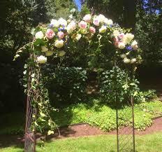 wedding arch garden with a flower garden wedding arches details