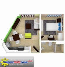 75 Sqm To Sqft The Presidio At Lake Front Muntinlupa Metro Manila Philippine
