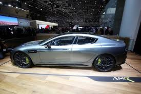 aston martin rapide shows its aston martin rapide and vantage gain more extreme amr derivatives