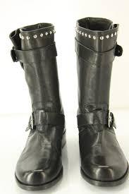 biker boots sale stuart weitzman boots stuart weitzman trotter black studded