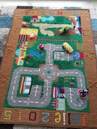 happy berry crochet crochet road play mat cal a good yarn